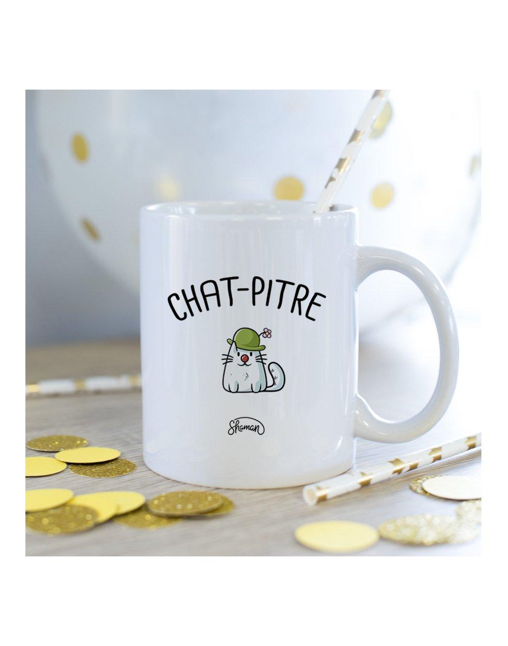 Mug Chat-pitre