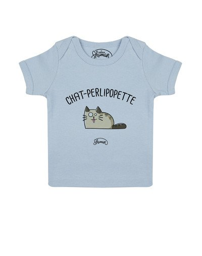 "Tee-shirt ""Chat-Perlipopette"""