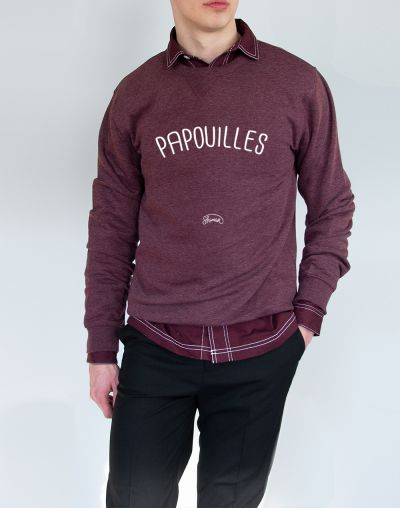 "Sweat ""Papouilles"""