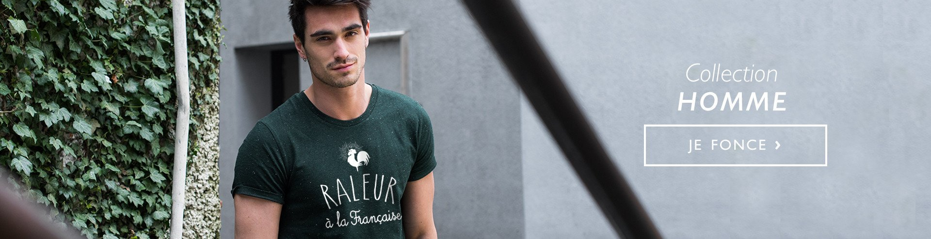 Fabuleuse collection homme