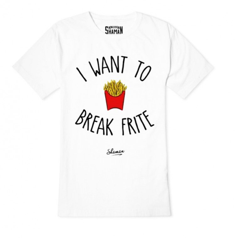 I want to break frite
