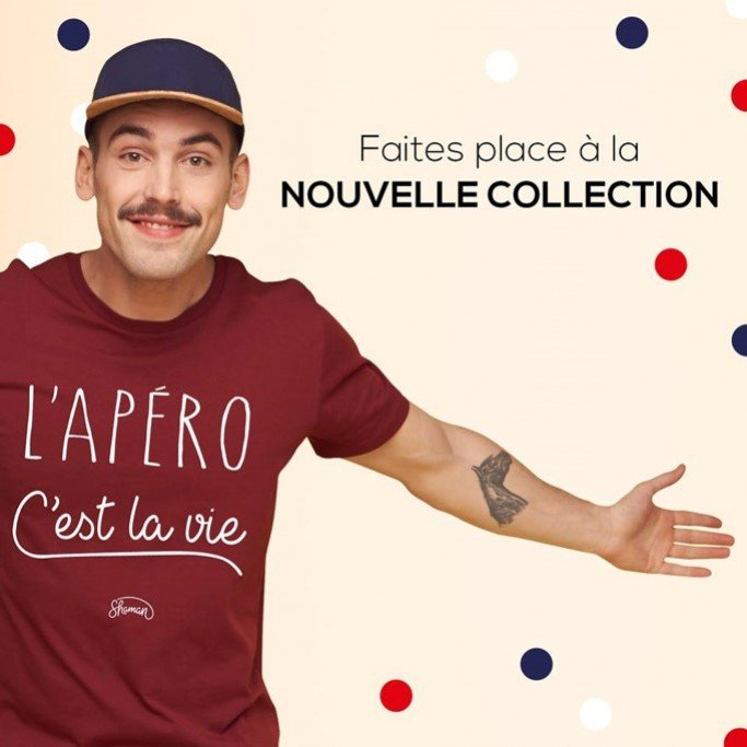 Nouvelle collection!